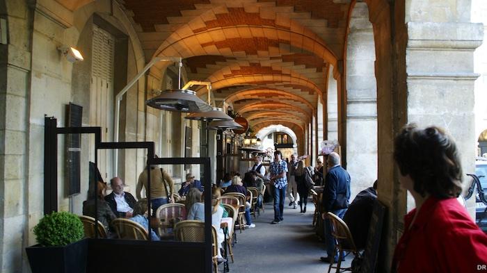 Ma Bougogne Place des Vosges