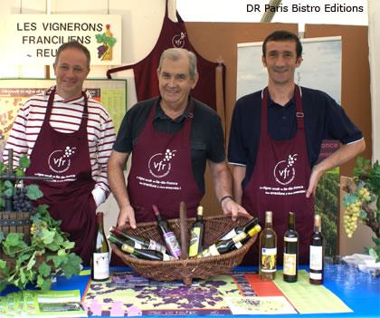 vignerons_francilien