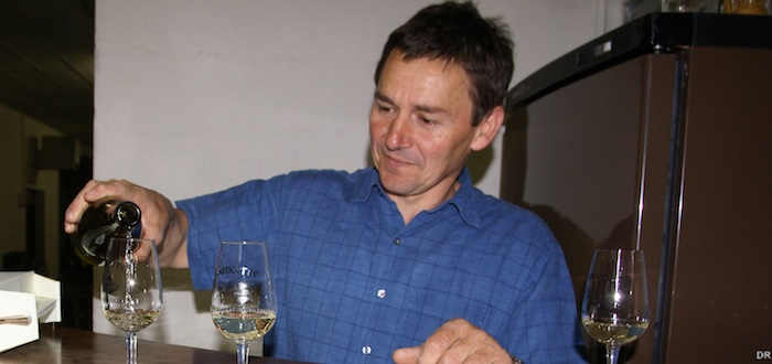 Alain Dezat, vigneron à Sancerre