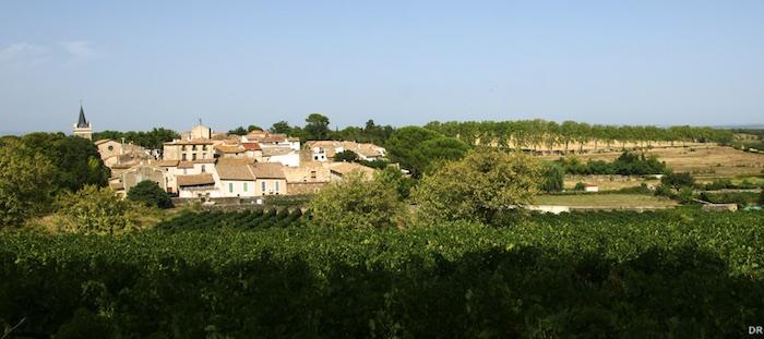 Le village de Nizas