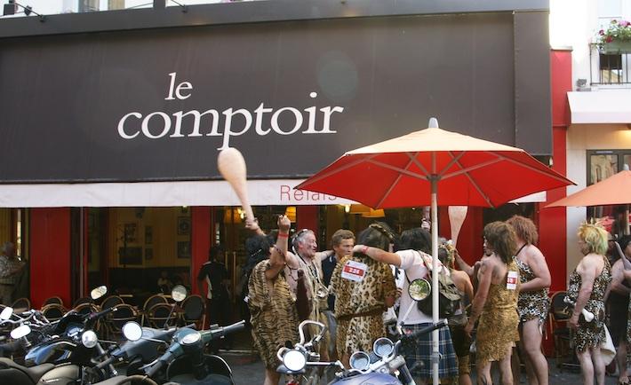 le Comptoir d'Yves Camdeborde
