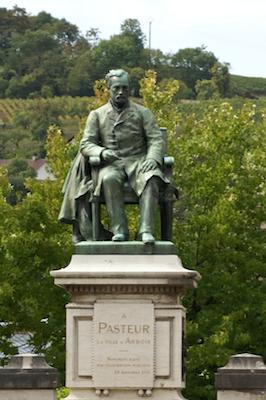 Louis Pasteur, enfant du pays d'Arbois