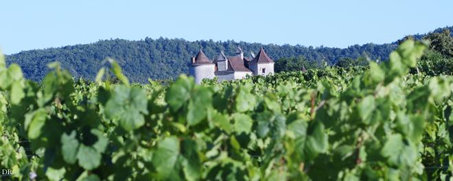 Château la Grézette, Cahors