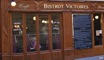 Bistrot Des Victoires Paris Bistro