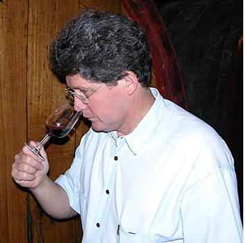 Ghislain de Longevialle, président d'Inter Beaujolais