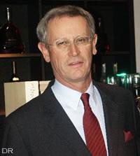 Yves Bénard, président de la section vins et eaux de vie de l'INAO