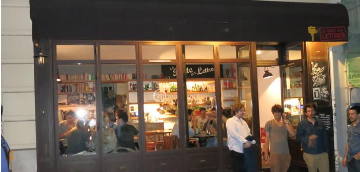 La Boite Aux Lettres Paris Bistro