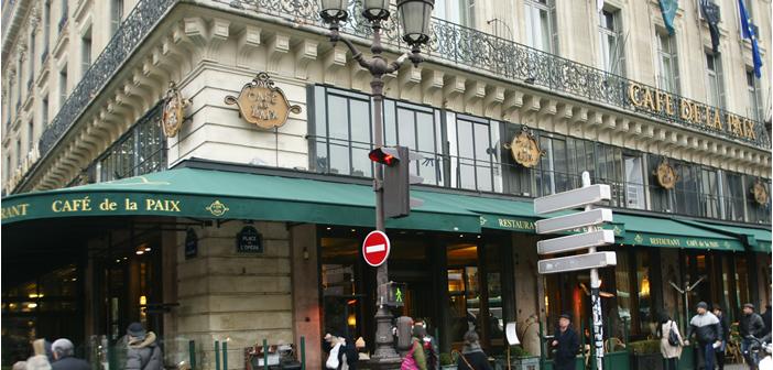 Caf U00e9 De La Paix