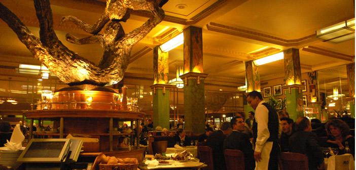 Anecdote Restaurant Paris