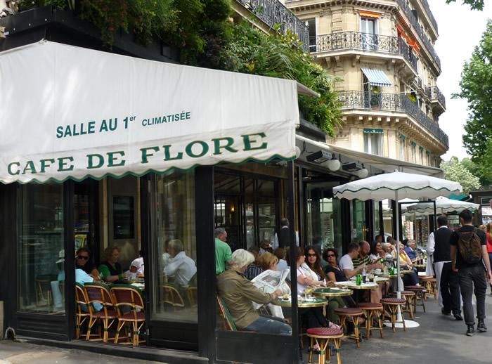 Le Cafe De Flore Paris Bistro