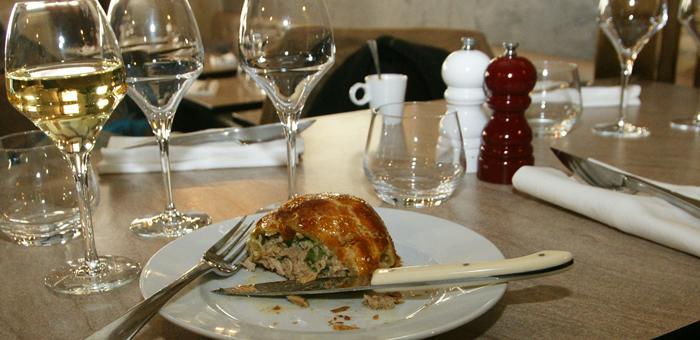 grenouille-plat