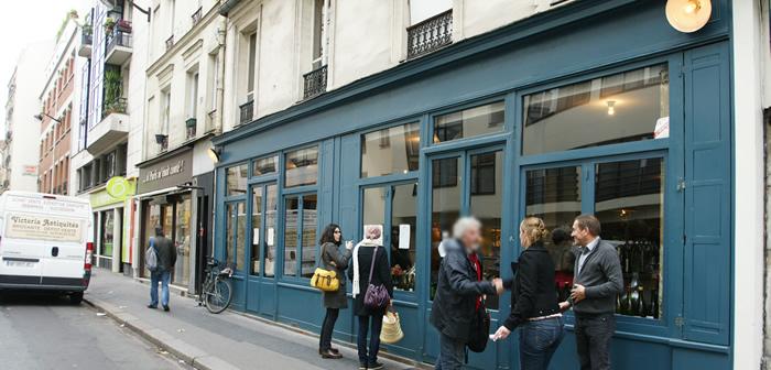 Restaurant Septime Paris Louis De Funes