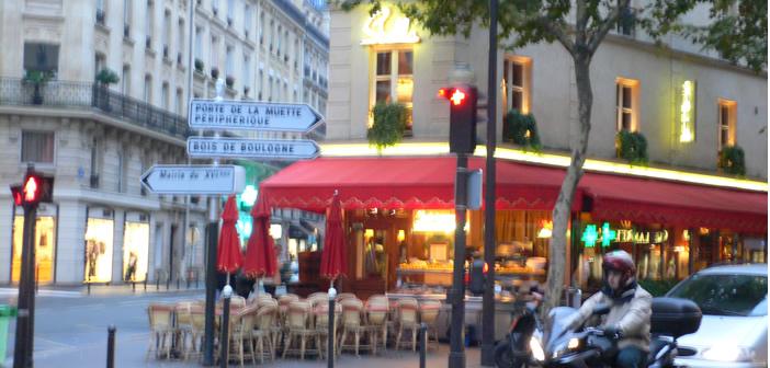 Stella Restaurant Paris 16