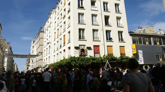 Les vendanges 2010 du Château Charonne