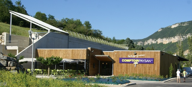 Le Comptoir Paysan des vignerons de Millau