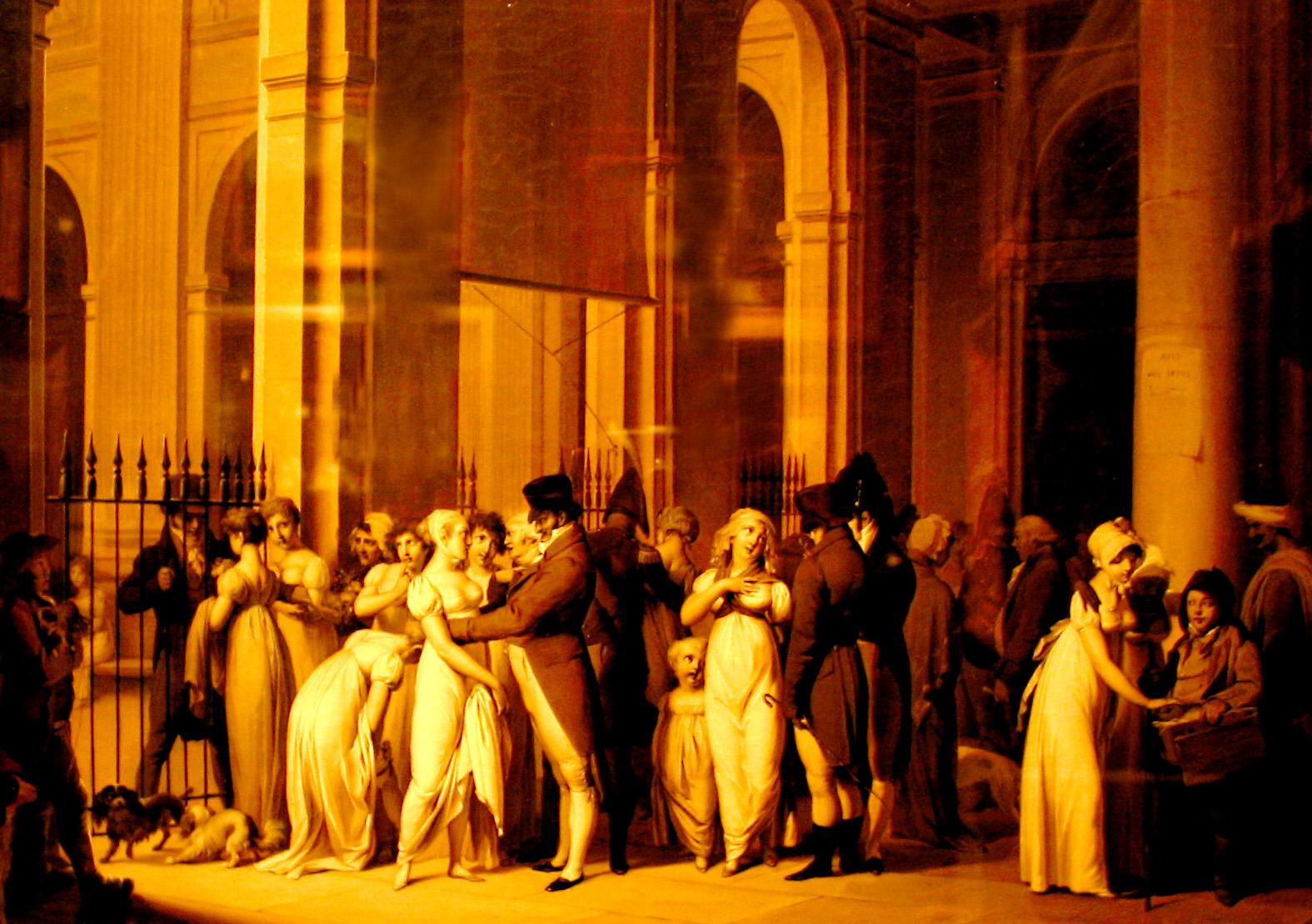 Les petites vertus du Palais-Royal