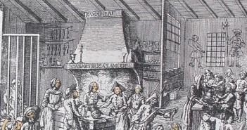 Ramponeaux, le plus célèbre des cabarétiers du XVIIIe siècle