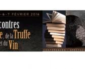 Les rencontres du Livre, de la Truffe et du Vin à Grignan