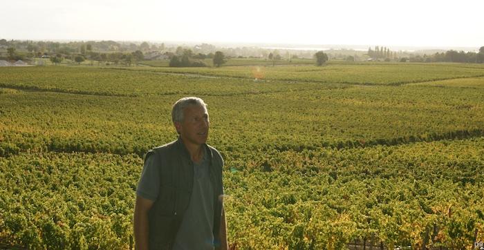 Bruno Martin du Château Roland la Garde