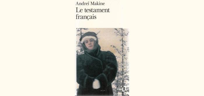 Un bistrot dans le Testament français d'Andreï Makine, nouvel académicien