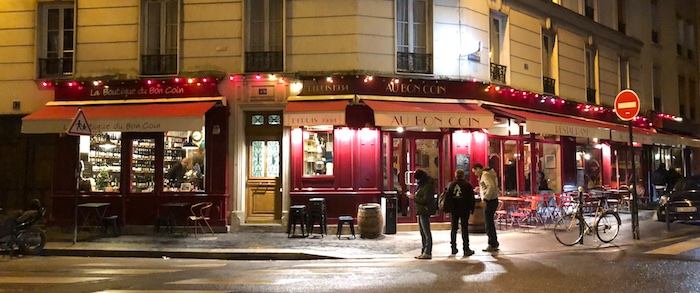 La Cave D En Face Du Bon Coin Paris Bistro