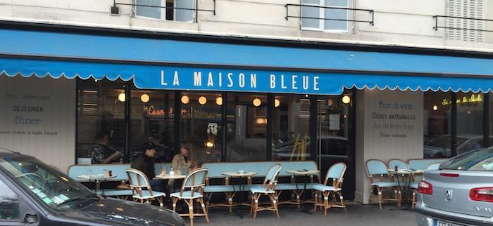 La maison bleue restaurant ventana blog - La maison bleue chanson ...
