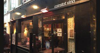 Coinstot Vino, pas question de coincer les mandibules