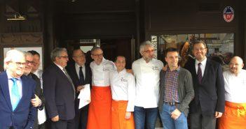 Les Maîtres Restaurateurs sonnent le réveil de la cuisine francilienne…à l'Ambassade d'Auvergne !