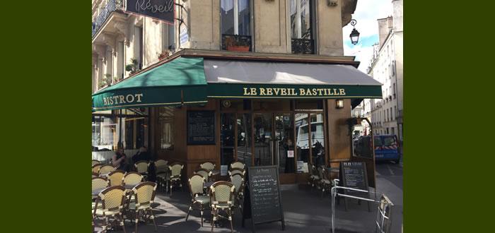 Le Réveil Bastille