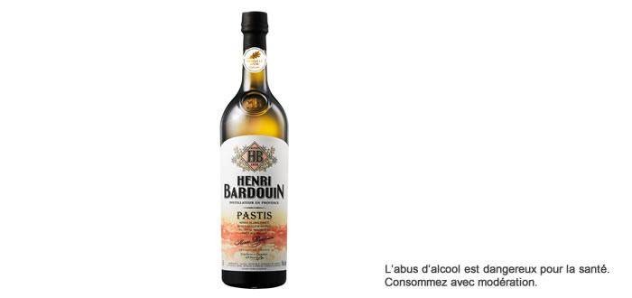 Henri Bardouin, pastis de cocktails ?