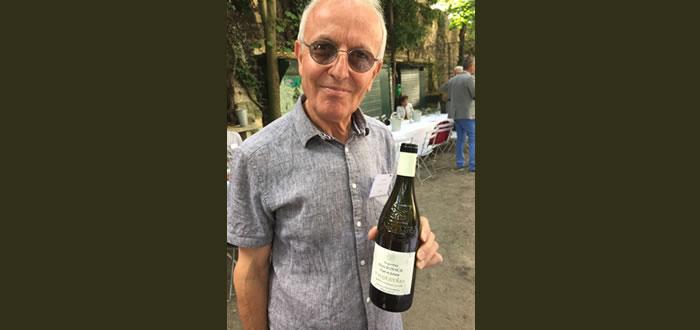 Alain Ignace, vigneron avant-gardiste de Vacqueyras