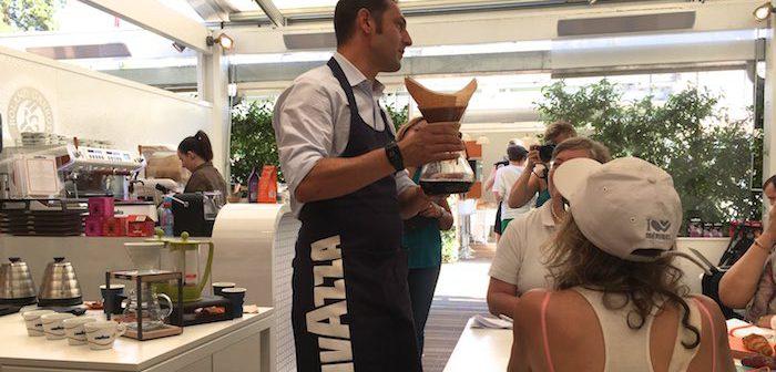 Lavazza veut devenir n°1 en 2018