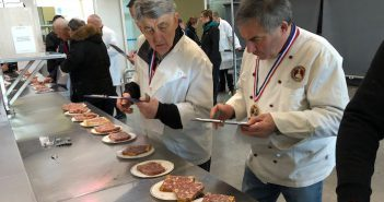 Le Concours du Meilleur Fromage de Tête 2018