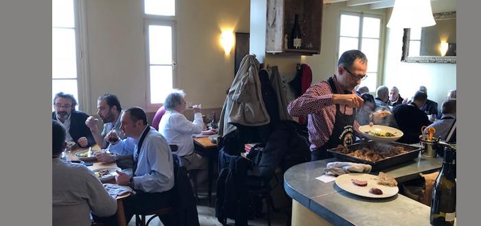 Le renouveau des Francs Mâchons de Paris