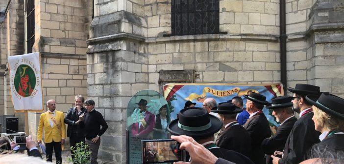Pour son 26 ème chapitre, Saint-Juliénas des Prés réunit l'art bistrotier et l'humour