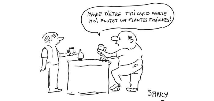 """A propos du Ricard """"Plantes Fraîches"""" !"""