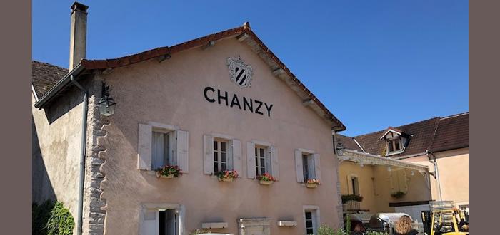 Chanzy, maison bourguignonne établie à Bouzeron