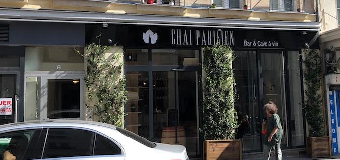 Le Chai Parisien