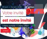 """""""Tous au restaurant"""" version 2018…"""