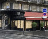 Quand les cafés de Paris brûlent…