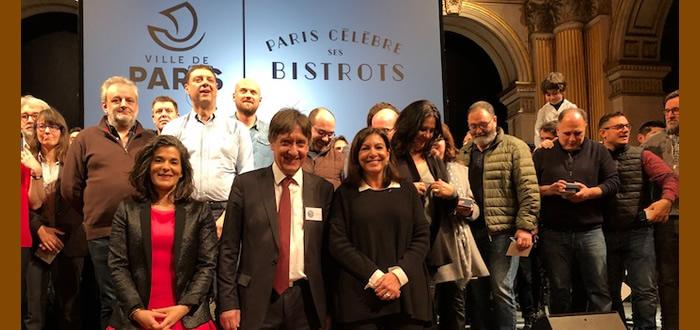 Paris a célébré ses bistrots.