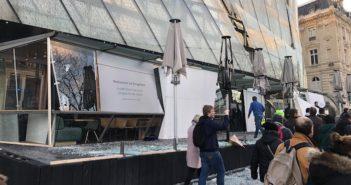 """Jacques Terzian : """"Les manifestations sur les Champs-Elysées ne doivent plus se produire.»"""