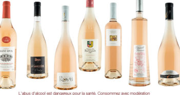 Rosés de Provence millésime 2018