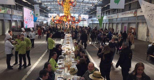 Rungis :Une table record pour marquer 50 ans de bonheur gastronomique
