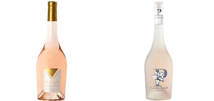 Deux belles approches du rosé méridional : Gold tropézien ou Paradis Secret languedocien
