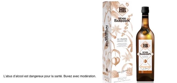 """Face au """"Plantes Fraîches"""" de Ricard, Bardouin enfonce le clou"""