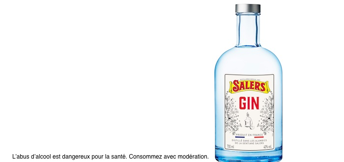 Gin Salers, les vertus du Made in France