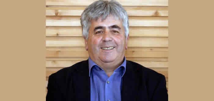 Armand Touzanne, président de l'Académie du Jambon sec