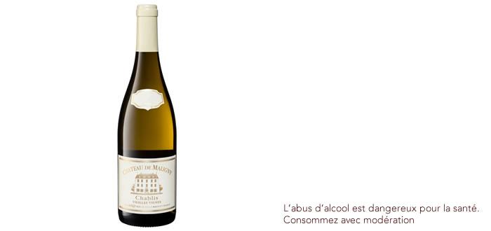 Le chablis Vieilles Vignes de Jean Durup