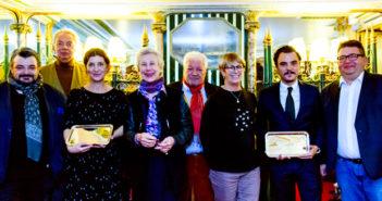 Le Prix Curnonsky 2019 de l'APCIG décerné à Camille Labro et Gwilherm de Cerval